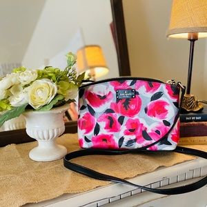 Kate Spade Floral Cross Body